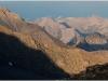 Paesaggio spettacolare, sembrano quasi montagne del nord africa o del medio oriente.