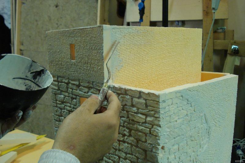 Forum del presepio elettronico multimediale il primo e for Costi di costruzione casa di mattoni