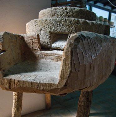 Jerimijin Muzej hleba, Pecinci